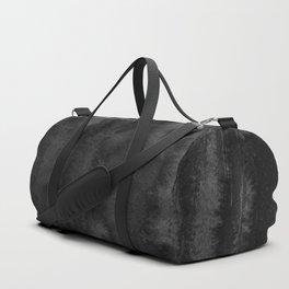 Black Ink Art No 2 Duffle Bag