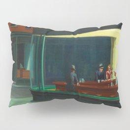 Edward Hopper's Nighthawks Pillow Sham