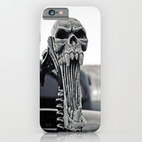 Skull ornament Slim Case iPhone 6s