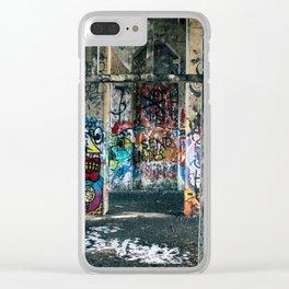 Send Nudes Clear iPhone Case