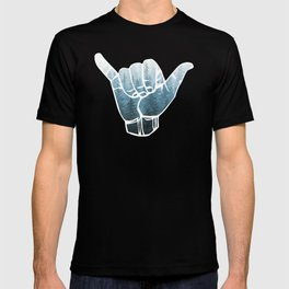 Misty Forest Hang Loose T-shirt