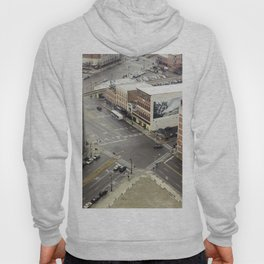 Downtown Detroit 3 Hoody