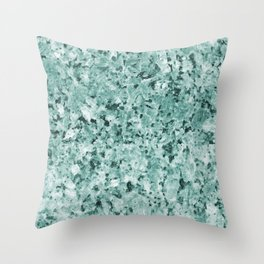 Special Jade Granite Throw Pillow