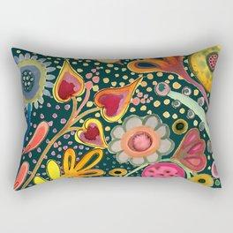 vivifiant Rectangular Pillow