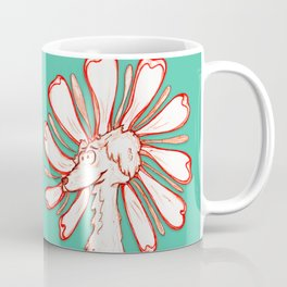 """Because You're You!!"" Flowerkid Coffee Mug"