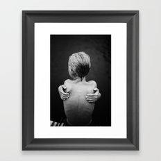 Urge Framed Art Print