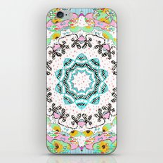 eclectic summer prints iPhone & iPod Skin