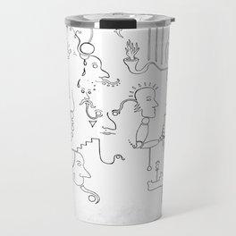 Dream no. 8 Travel Mug