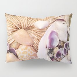 Shells Pillow Sham