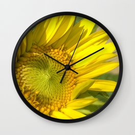 Not An Eggplant Wall Clock