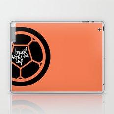 Brazil World Cup 2014 - Poster n°2 Laptop & iPad Skin