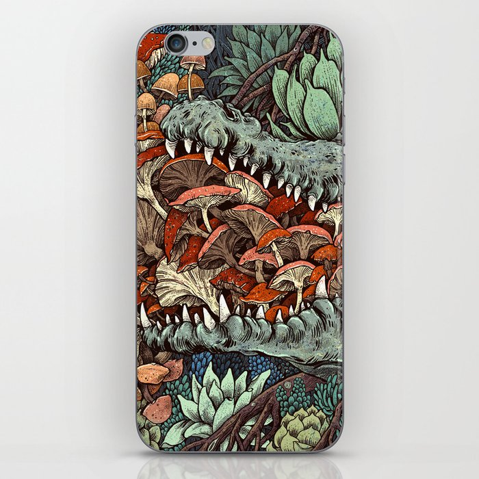 Flourish iPhone Skin