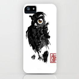 Hibou / Owl iPhone Case