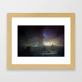 Chalice Framed Art Print