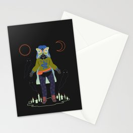 Witch Series: Seance Stationery Cards