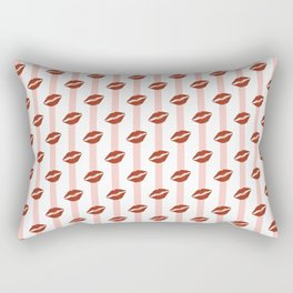 KISS STRIPE Rectangular Pillow