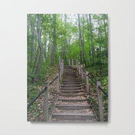 Upward and Onward Metal Print