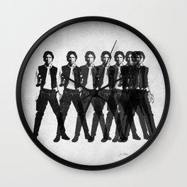 Octo Harrison  Wall Clock