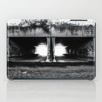 melbourne iPad Cases featuring Melbourne Tunnels by Paul Vayanos