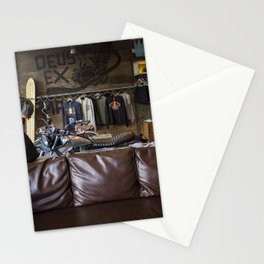 Deus Stationery Cards