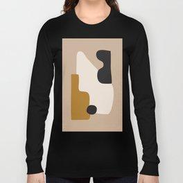 abstract minimal 16 Long Sleeve T-shirt
