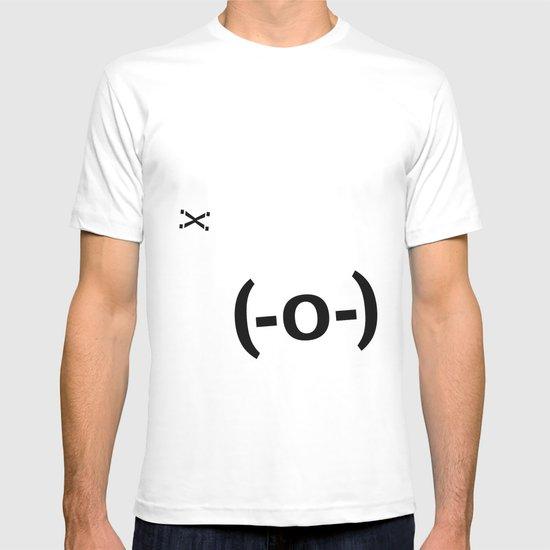 Typospacechase T-shirt