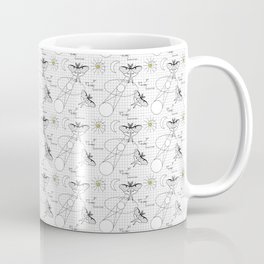 Moon Moth Coffee Mug