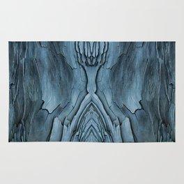 Blue Driftwood Rug