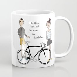 A Ride Coffee Mug