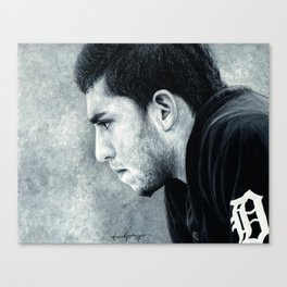 Jose Zambrano Canvas Print