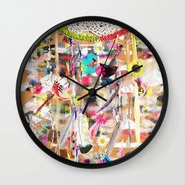 Sogni D'oro Dreamcatcher Wall Clock