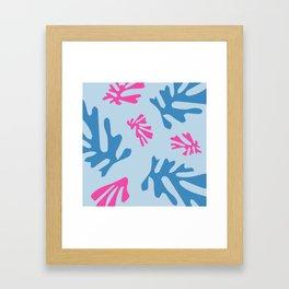 Matisse Winter Leaves Framed Art Print