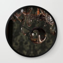 Versailles Chandelier Wall Clock