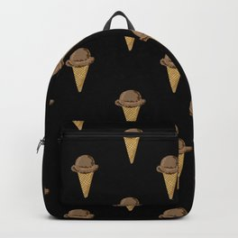 ice cream cones chocolate food fight apparel and gifts Backpack