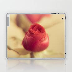 A red rose for your sweetheart ... Laptop & iPad Skin