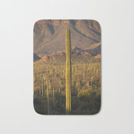 Cactus forest Bath Mat