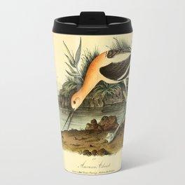 American Avocet Travel Mug