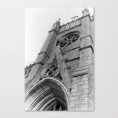 Kansas City Church Canvas Print