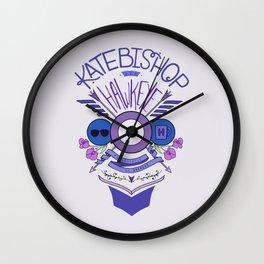 Katie Kate Wall Clock