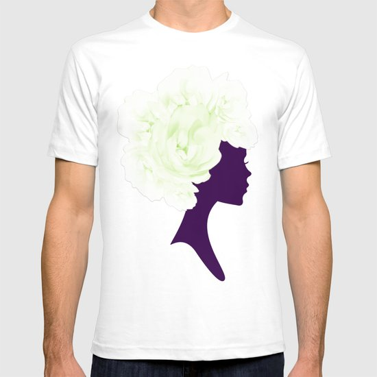 Rose Silhouette T-shirt