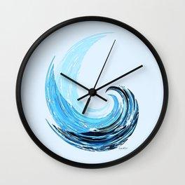 - La Vague - Wall Clock