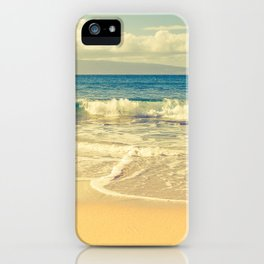 Kapalua Maui Hawaii iPhone Case