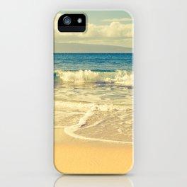 Kapalua Maui Hawaii iPhone Case