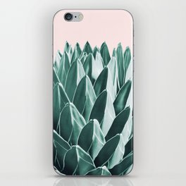 Agave Chic #10 #succulent #decor #art #society6 iPhone Skin
