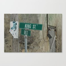 King or Bay Canvas Print