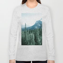 Morning Forest Long Sleeve T-shirt