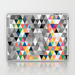 Many colors of being Laptop & iPad Skin