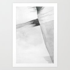 Fine Up Geology  Art Print