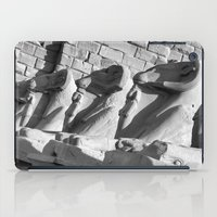 guardians iPad Cases featuring Loyal Guardians by Brian Raggatt