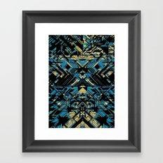 patternarchi 2 Framed Art Print